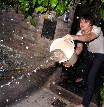 Избитые папарацци. Как жертвы выходят из себя (40 фото)