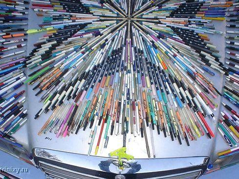 Мерседес-пенс (Mercedec-Pens) - 15 фото