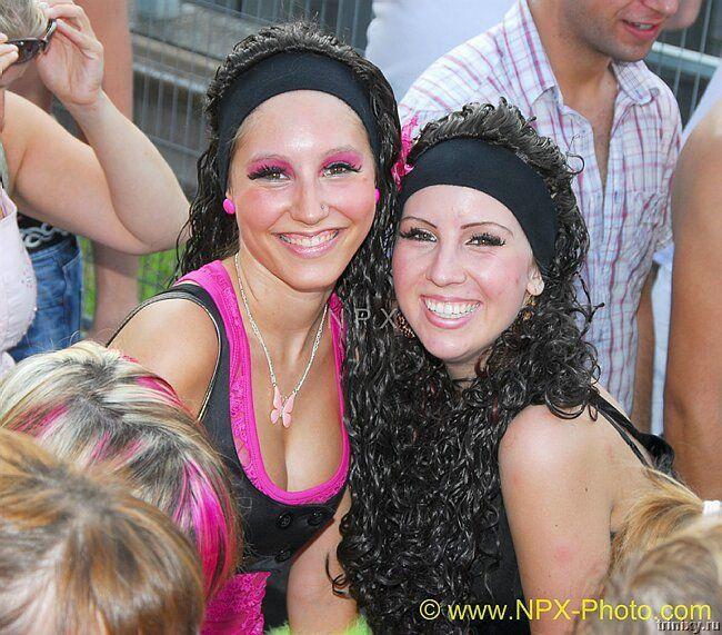 Парад Любви 2007 (74 фото) НЮ