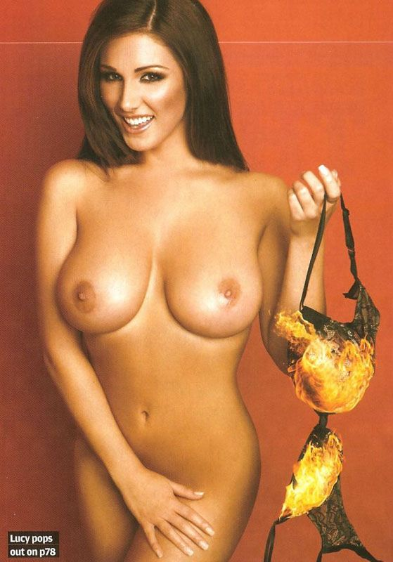 Lucy Pinder (14 Фото) НЮ