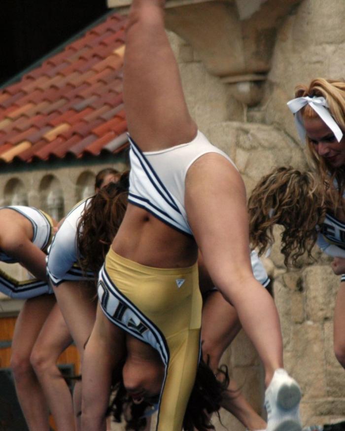 Сексуальный спорт (38 фото)