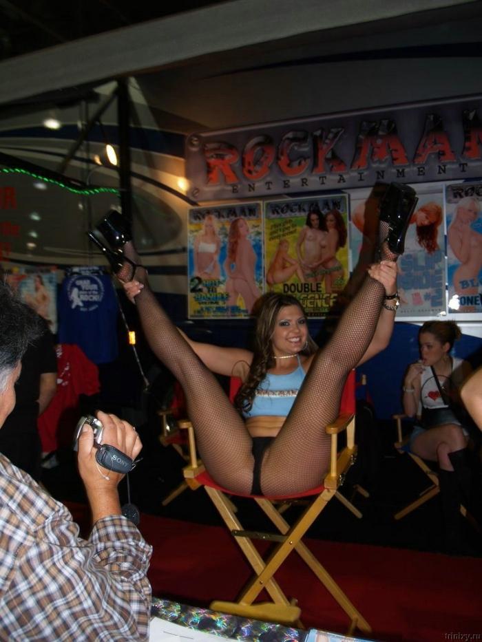 Девушки порнобизнеса (51 фото)