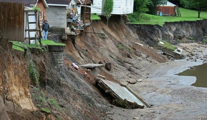 Потоп в Миннеаполисе  (33 фото)
