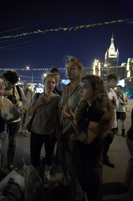 """ПИР"" в московском метро (37 фото)"