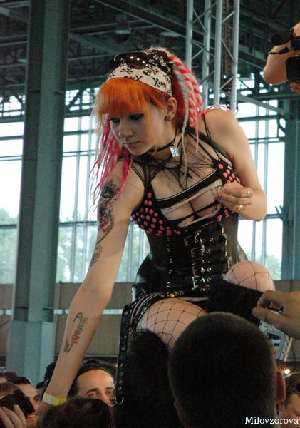 Tattoo-expo Москва 2007 (44 фото)