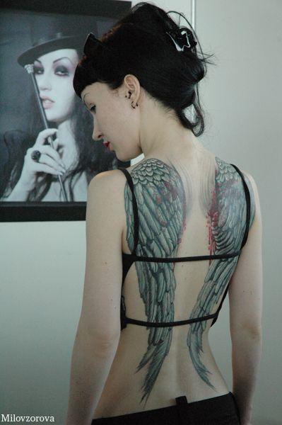 Tattoo-expo Москва 2007 (44 фото)