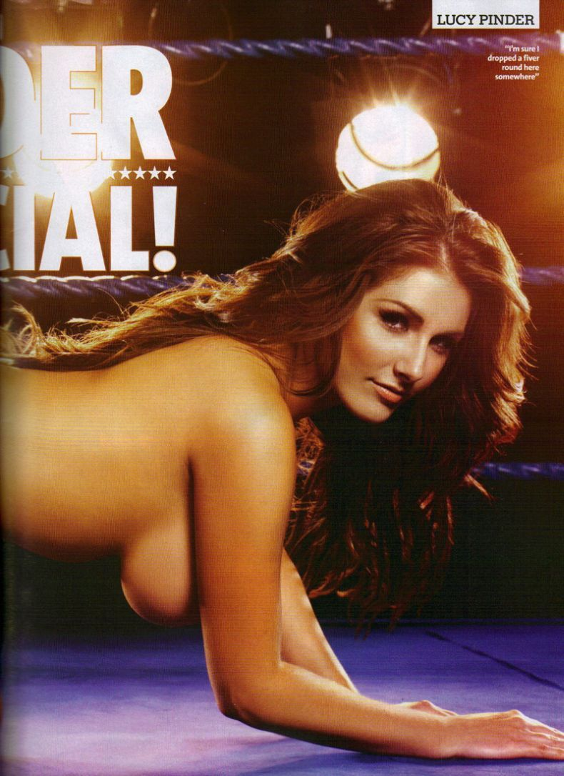 Lucy Pinder (10 Фото) НЮ