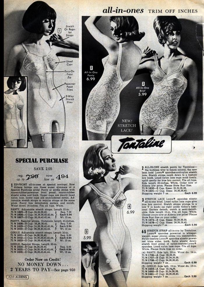 Ностальджи. Мода прошлого века (40 фото)