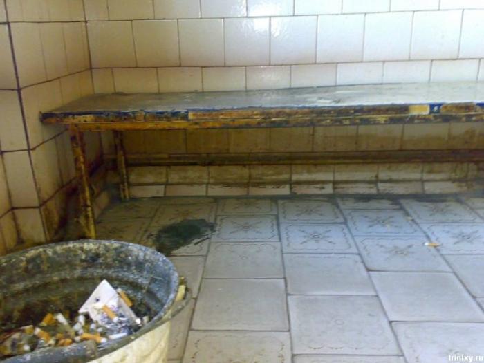 Ужасы больницы (9 фото)