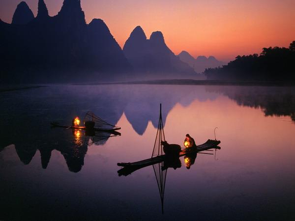 Удивительный Китай (21 красивейшее фото)