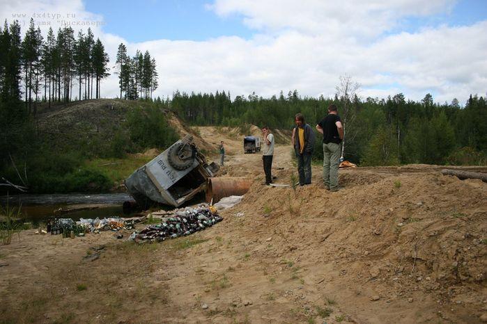 Дороги России, XXI век... (41 фото)