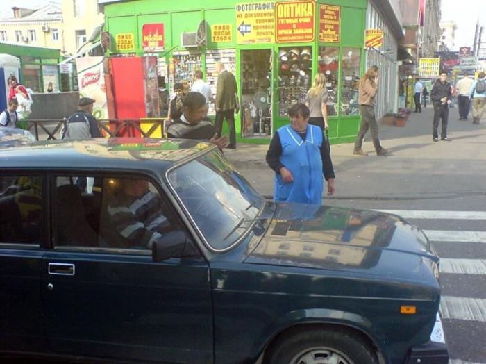 Русский бизнес в Масквэ (с) (5 фото)