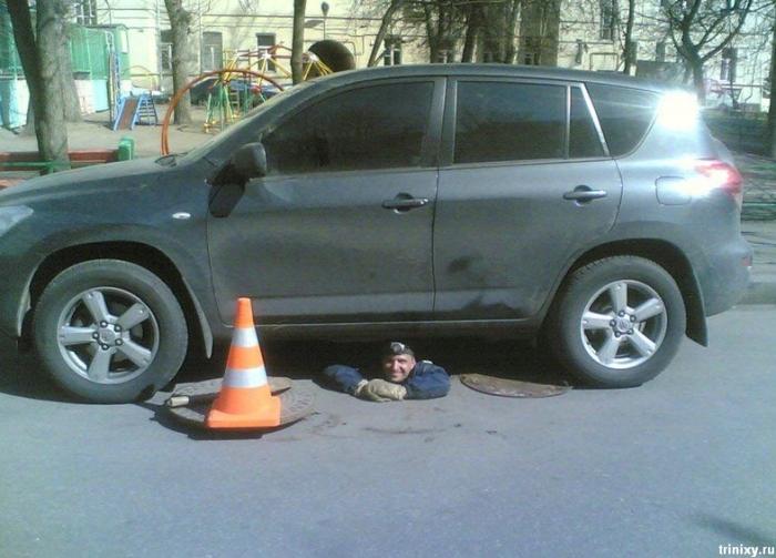 Подборка авто-маразмов (45 фото)