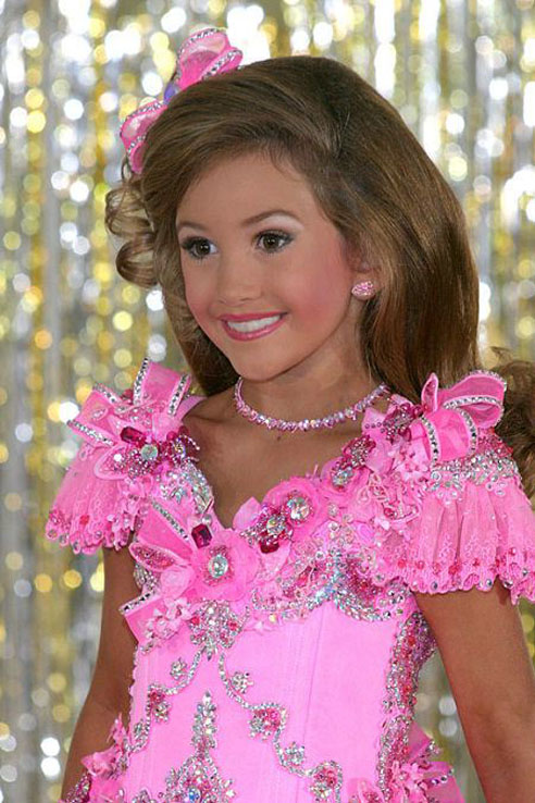 Детский конкурс красоты (7 Фото)