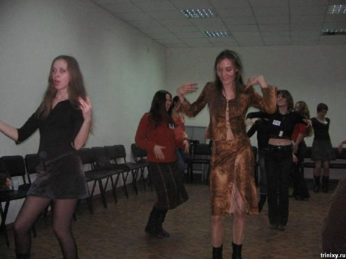 СТЕРВОЛОГИЯ - Школа стерв (21 фото)