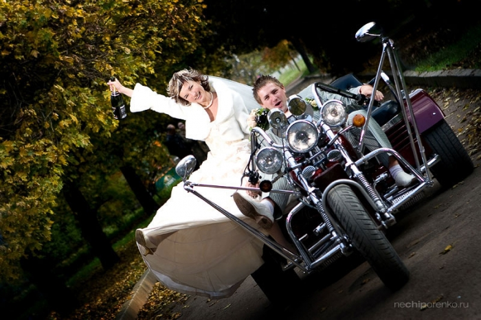 Отличные свадебные фотографии (45 штук)