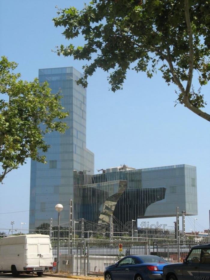 Jerky building