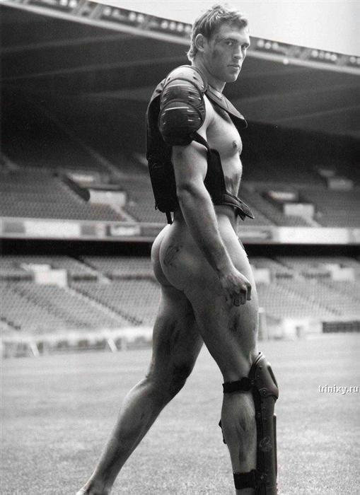 Dieux du Stade (Боги стадиона) - сборная Франции по регби (63 фото)