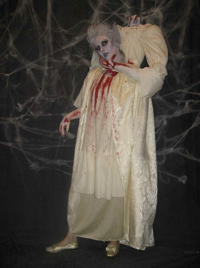 Лучший страшный костюм, который я когда-либо видел (17 фото)