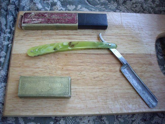 История одного ножа