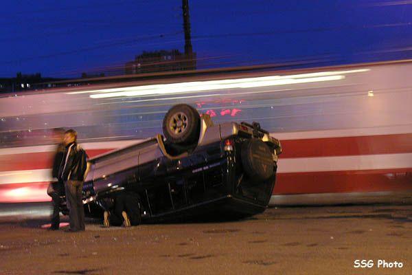 Идиоты на дорогах (7 фото)