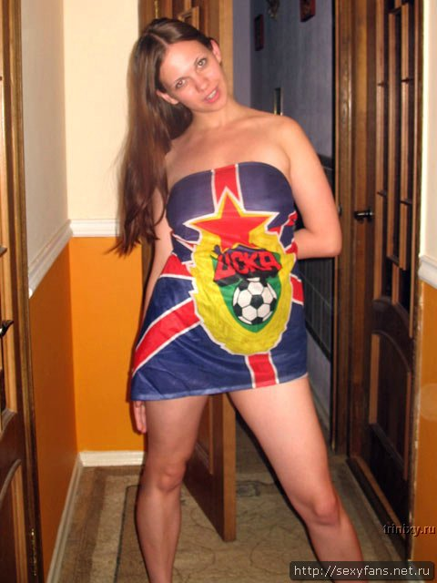 Футбольные фанатки российских клубов (69 фото) Есть НЮ