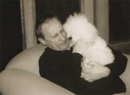 Семейный альбом Президента (58 фотографий)