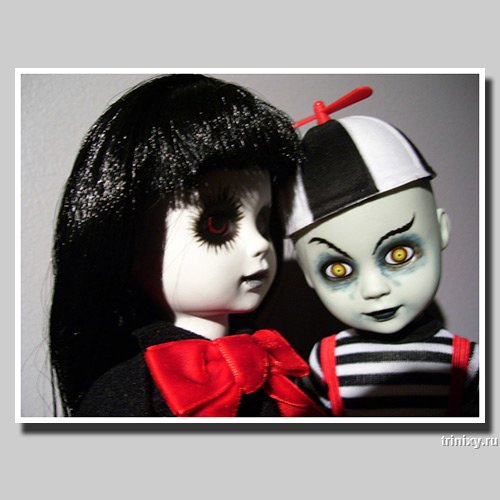 Недетские куклы (62 фото)