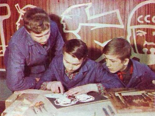 Немного истории. Пионеры СССР (25 фото)