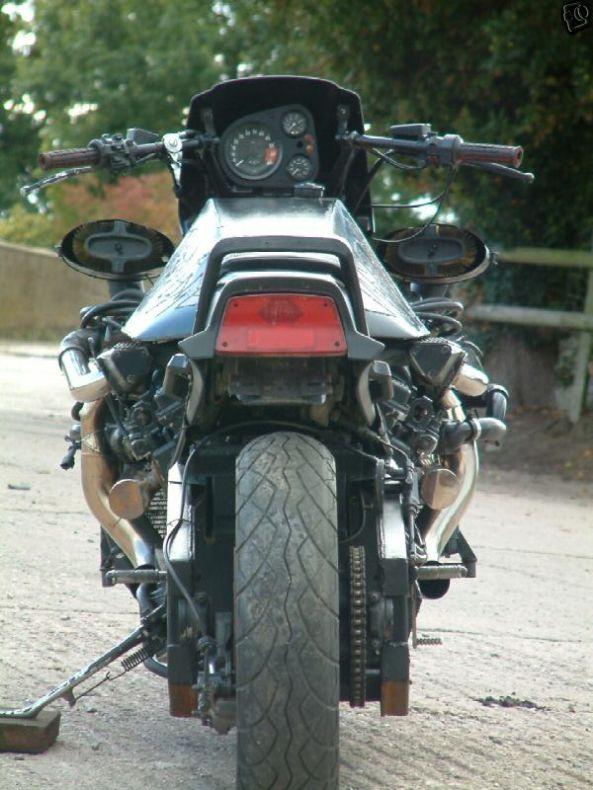 самоделки мотоциклов фото