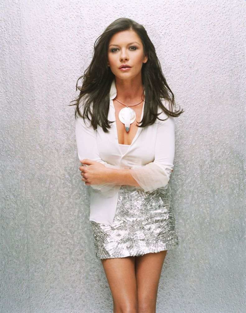 Catherine Zeta Jones (6 Фото)