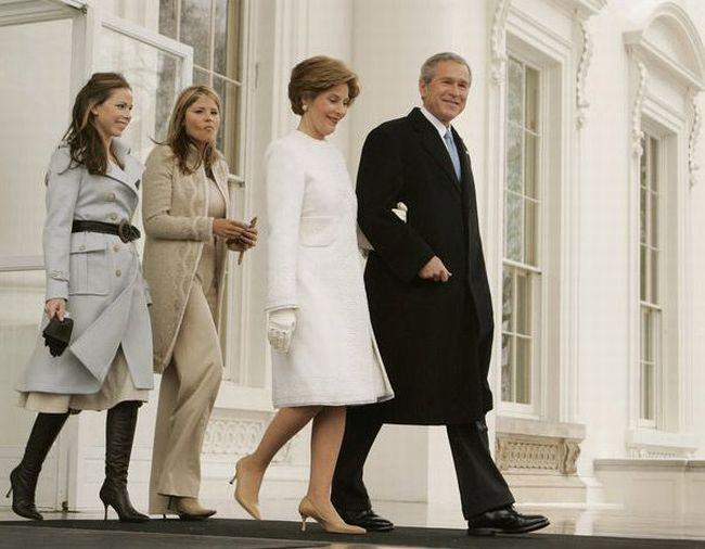 Дочки президентов России и США (12 фото)
