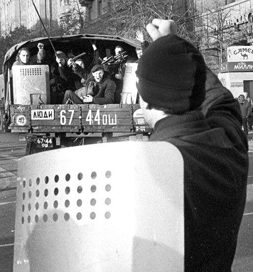 Осенние события 1993го (76 фото)