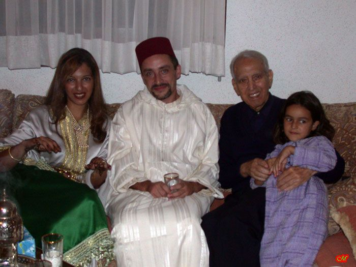Арабская женщина НЮ (9 фото)
