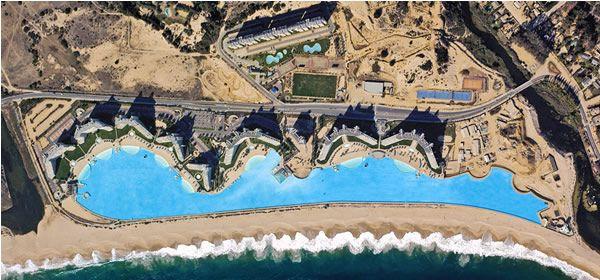 Самый большой бассейн в мире (8 фото)