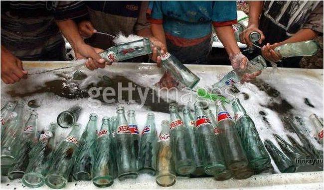 Они знают волешбную формулу Pepsi (9 фото)