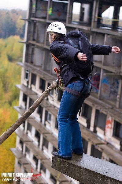 Закрытие Московского сезона по роупджампингу 2007 (32 фото)