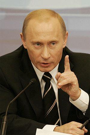 Путин исторический персонаж? (6 фото)