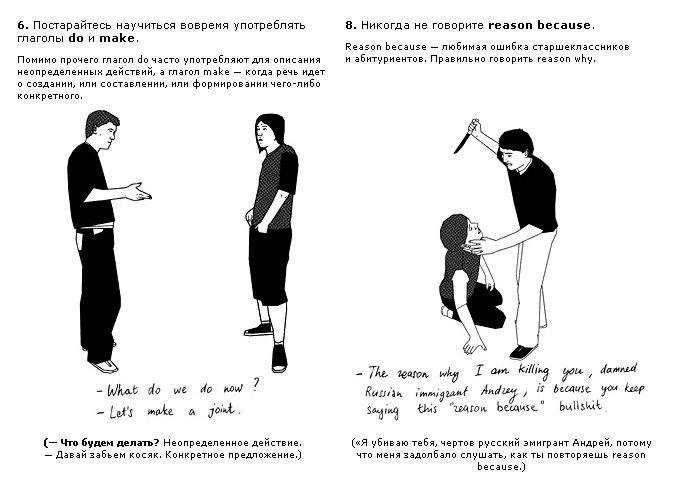 Экспресс-грамматика английского языка (14 сканов)