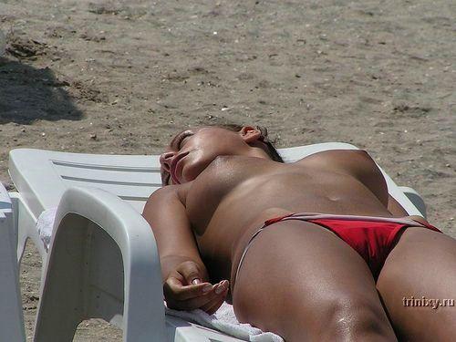 Полуобнаженные девушки (110 фото) НЮ
