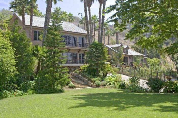 Дом Бритни Спирс в Малибу