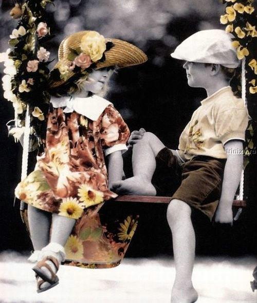 Дети и любовь (59 фото)