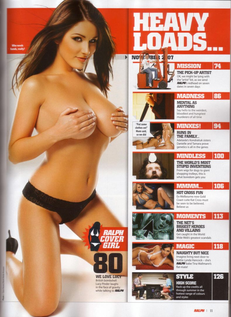 Lucy Pinder (8 Фото)