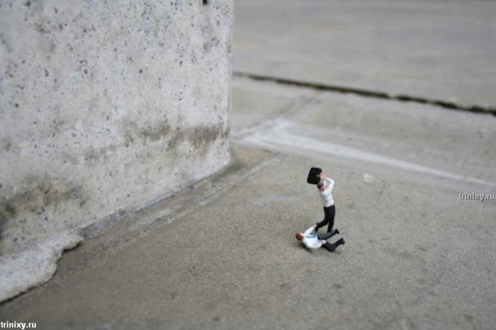 Мини-люди (54 фото)
