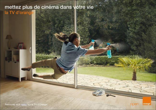 Креативная реклама (3 фото)