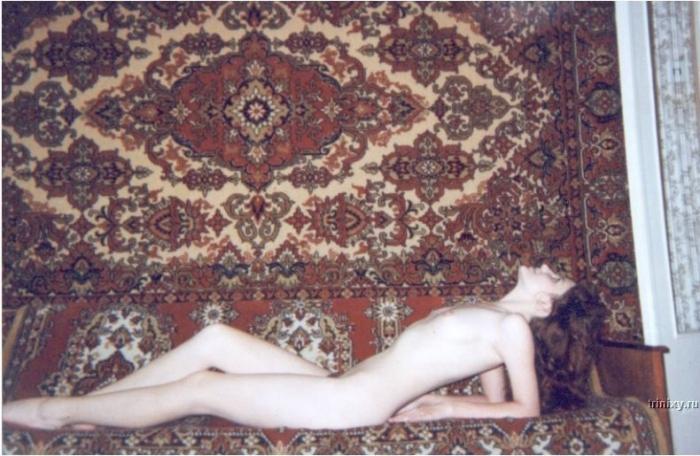Тема ковров в русской любительской фотографии (45 сканов) НЮ