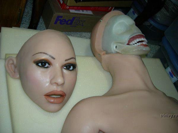 Секс-куклы. Эволюция (51 фото + видео) .