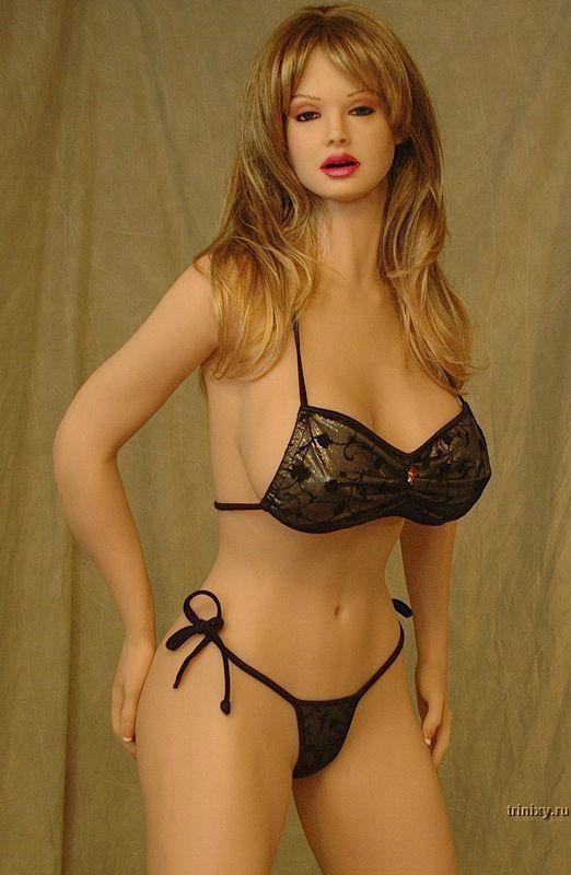 Секс срезинывыми куклами видео фото 437-27