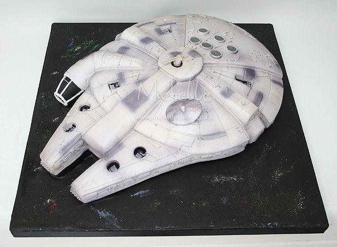 Креативные торты (44 фото)