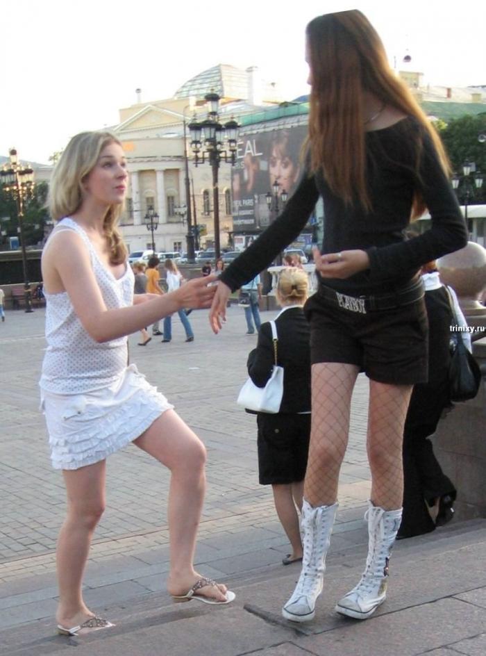Женские ножки (86 фото)